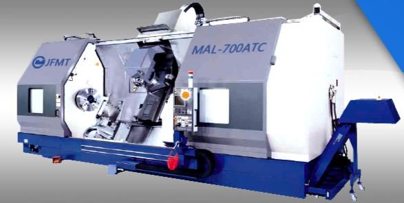 MAL 700ATC车铣复合机床